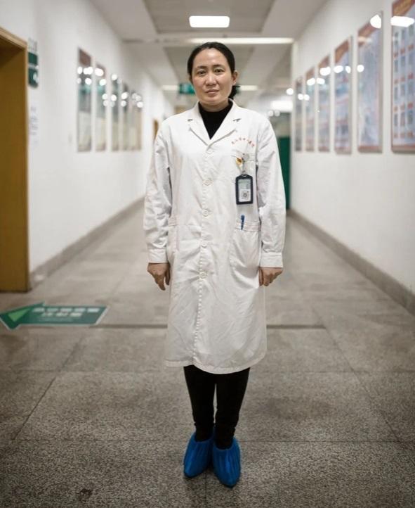 Dr. Ai Fen. 艾芬.