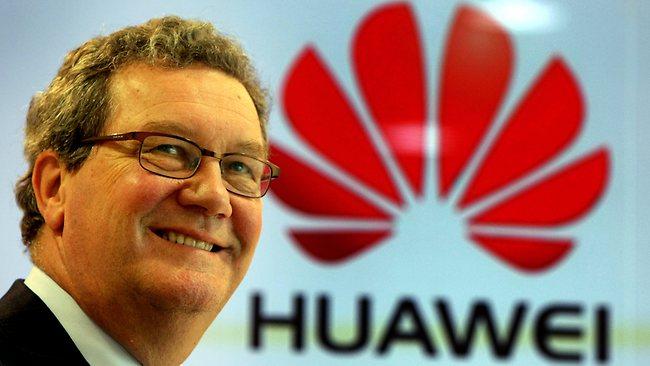 alexander-downer -Huawei
