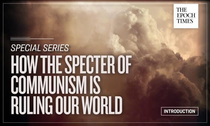the specter of communism is ruling our world