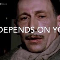 """""""Don't let it happen. It depends on you!"""""""